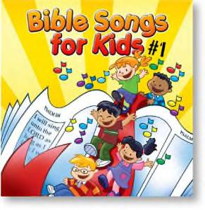 Bible Songs for Kids Volume 1