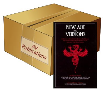 Case of 14 New Age Bible Versions