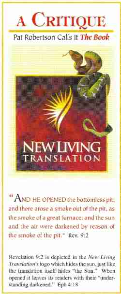 New Living Translation Critique