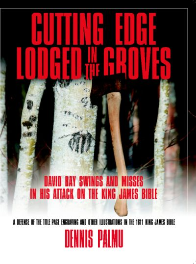 Cutting Edge Lodged in the Groves by Dennis Palmu