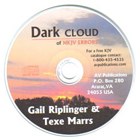 NKJV Errors AUDIO: Riplinger