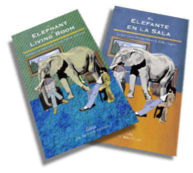 WHAT ABOUT THE SPANISH BIBLE? The Elephant in the Living Room