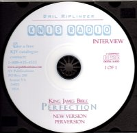 KNIS RADIO INTERVIEW: Riplinger