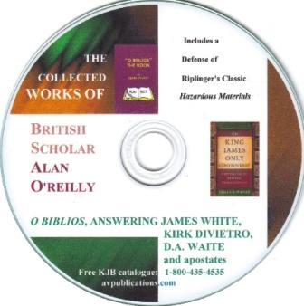 The Collected Works of Dr. Alan O'Reilly