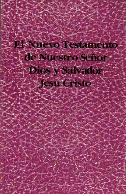 Spanish New Testament (1602 Purified)