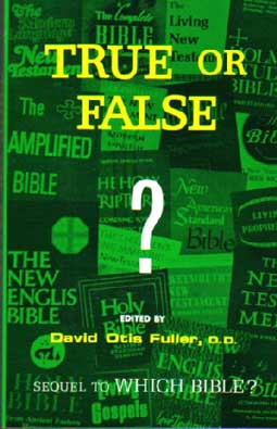 True or False by D.O. Fuller