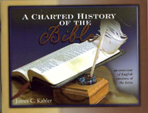 The Charted History of the Bible by Kahler