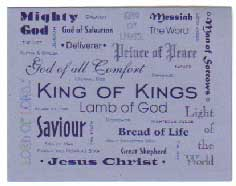 Name of the Lord