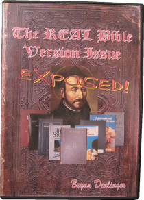 The Real Bible Version Exposed DVD