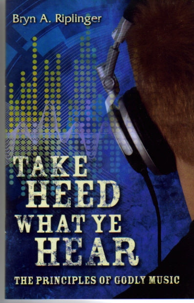 Take Heed What Ye Hear by Bryn Riplinger Shutt