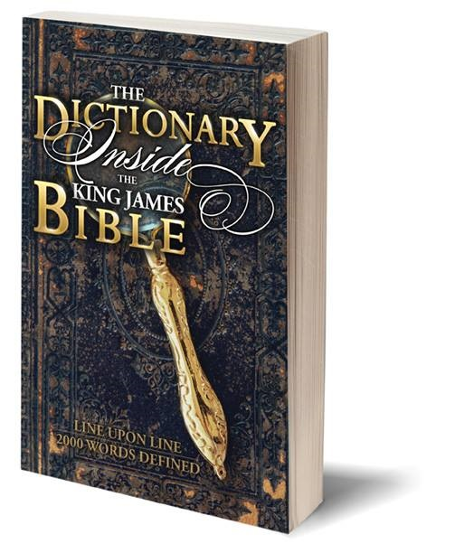 14 or more The Dictionary Inside the King James Bible
